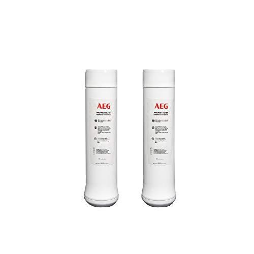 AEG AEGPPF Pack dos filtros recambio equipo