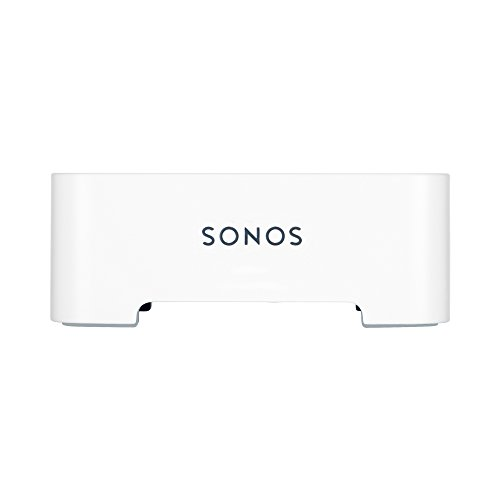 Sonos BRIDGE - Dispositivo para el streaming inalámbrico, color blanco