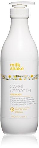 milk_shake Sweet Camomile Shampoo 1000 ml Für Brillanz & Lebendigkeit bei blonden Haaren - Honig-haar-highlights