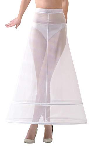 Lacey Bell Reifrock Brautkleid Hochzeit Unterrock Petticoat fur Damen Hochzeitskleid P3-220