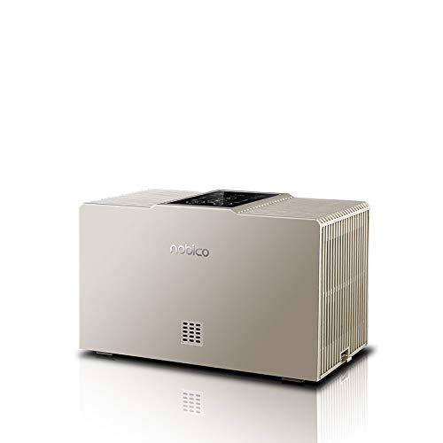 Luft Luftreiniger 4 in 1 mit HEPA-Filter und Ionisator, Luftreiniger für zu Hause mit Luftqualitätsanzeige und Timer, Capture Staub, Pollen, Rauch, Tierhaare usw. Ideal für Zuhause, Büro Reinigung -