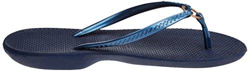 Havaianas Ring, Infradito Donna Blu (Navy Blue/navy Blue)