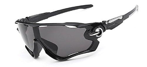 Embryform gafas de sol deportivas para el ciclismo Running Fishing Gol