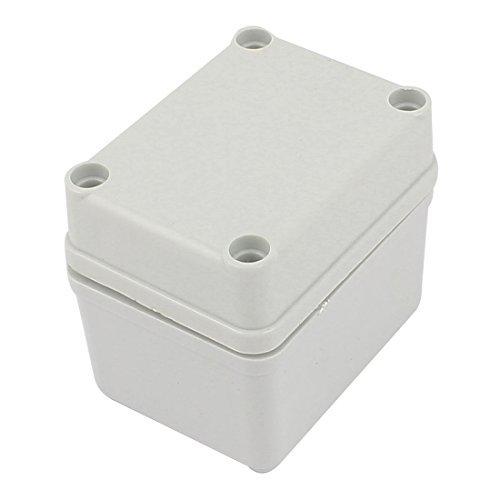 DealMux 65mm x 50mm x 55mm Plastic Waterproof Sealed Enclosure Case DIY Junction Box -