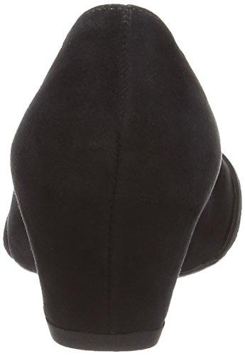 Gabor  Riona, Damen Pumps Black (Black Suede)