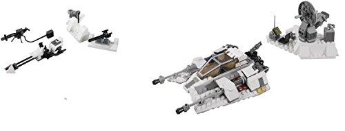 LEGO Star Wars Bausatz Battle of Hoth aus 75014 ohne Figuren ohne Verpackung