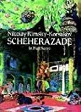 Rimsky-Korsakov Nikolay Sheherazade Orchestra Full Score (Dover Music Scores)