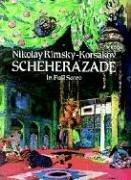Scheherazade (Full Score): Partitur, Dirigierpartitur für Orchester (Dover Music Scores)