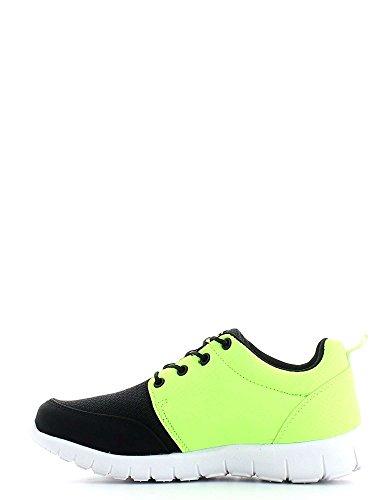 Lumberjack 3603 T05 Sneakers Bambino Nero