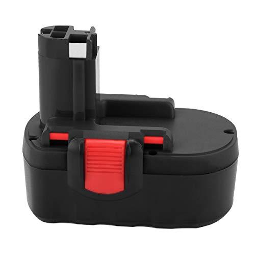 Joiry 18V 3.5Ah Ni-MH Batterie pour Bosch BAT025 BAT026 BAT160...