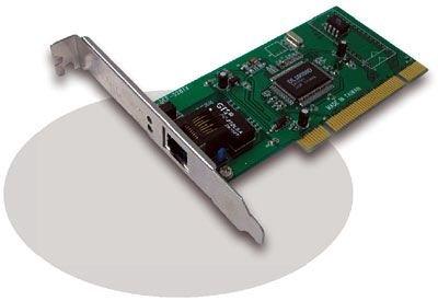 D-Link DFE-528TX Fast Ethernet Adapter PCI Netzwerkkarte 2000 Half Sheet