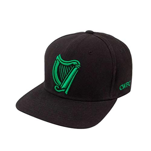 Celtic Fußball Trikots (LAOLAFEVER® Fußball Cap Celtic Worms FC Logo I One-Size-Fits-All I A BRAYCE® Collaboration)