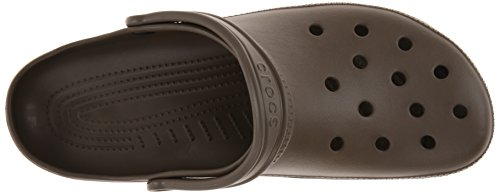 Crocs Classic, Sabots Mixte Adulte Marron (Chocolate)