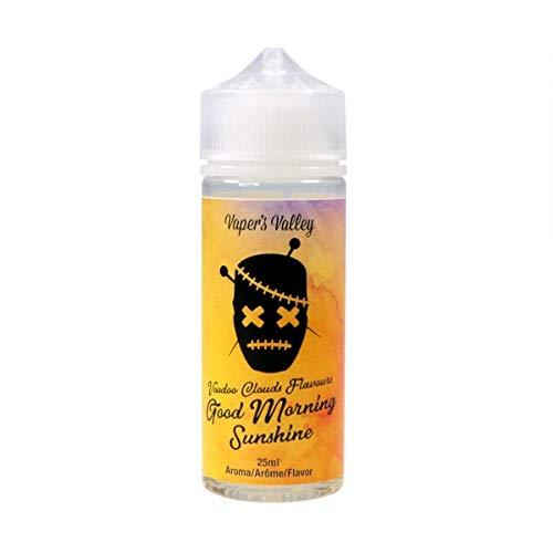 Voodoo Clouds Aromakonzentrat Good Morning Sunshine, Shake-and-Vape zum Mischen mit Basisliquid für e-Liquid, 0.0 mg Nikotin