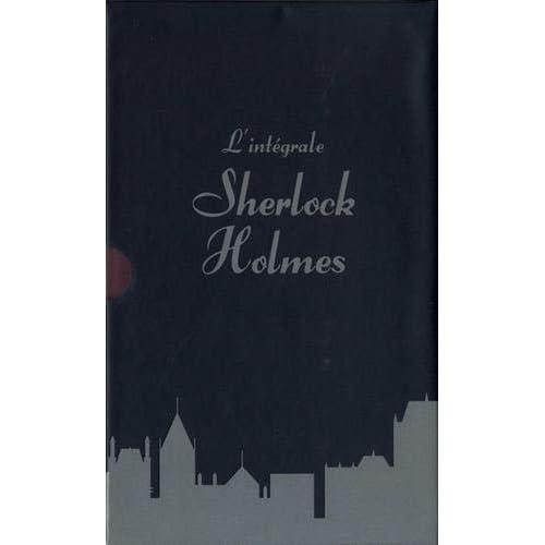 Coffret Intégrale Sherlock Holmes