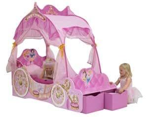 Disney Princess calèche Petit Lit Enfant