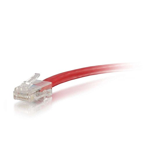 C2G / Cables to Go Patchkabel (Cat6 Nicht bootet) rot 15-feet - 15' Rot Patch