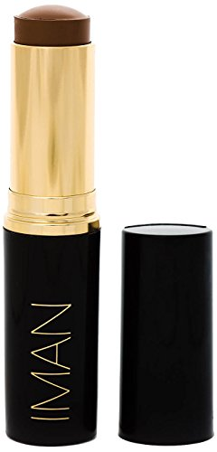 Iman Cosmetics Second To None Stick Foundation, Earth 2 -