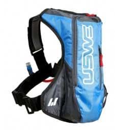USWE Sac d'Hydratation A2 Challenger 3L Bleu