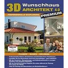 3D Wunschhaus Architekt 4.0 Premium