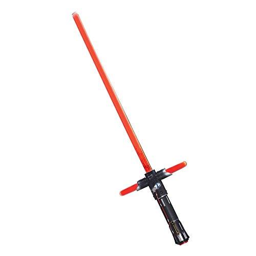 Star Wars Episode VII Ultimate FX Lightsaber 2015 Kylo Ren Exclusive Hasbro toys
