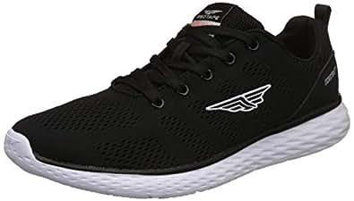 Red Tape Men's Black Nordic Walking Shoes-11 UK/India (45 EU) (RSC0471C-11)