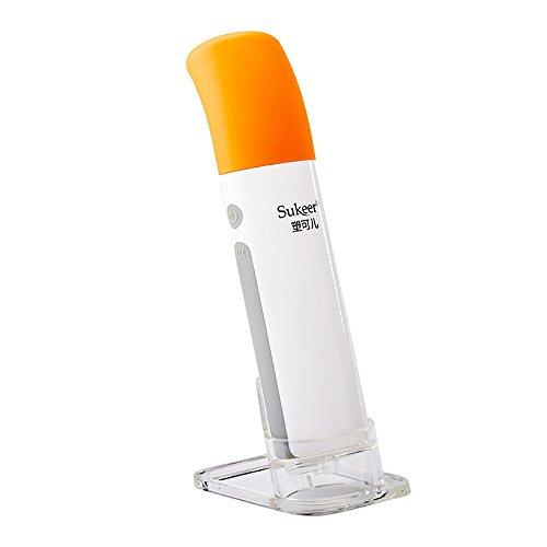 Preisvergleich Produktbild GF&EL Head Handheld Electric Massager Percussion Aktion für Tiefkneten(Orange)