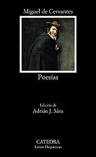 Poesías par Miguel De Cervantes