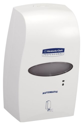 kimberly-clark-electronic-hand-cleanser-dispenser-white-ref-92147