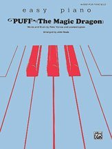 Puff The Magic Dragon Blatt Piano