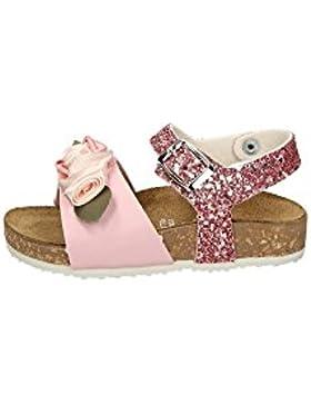 Momino - Zapatillas de Piel para niña Specchio