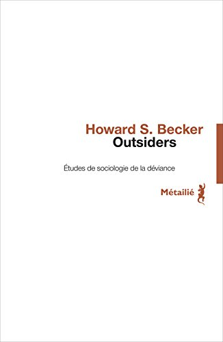 Outsiders par Howard Becker