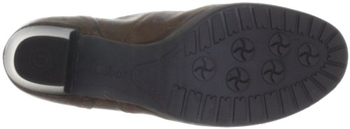 Gabor Shoes Comfort 5298225 Damen Fashion Halbstiefel & Stiefeletten Braun (marone/moro(micro))