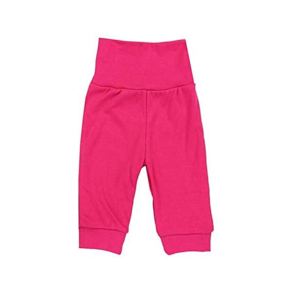 TupTam Pantalones de Bebé para Niñas. Paquete de 3 3