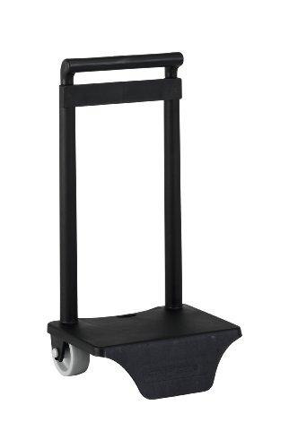 Safta - zaino trolley scuola materna, colore nero (641075805)