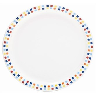 Nextday Catering CE266Carlisle spagnolo Tile Dinner Plate