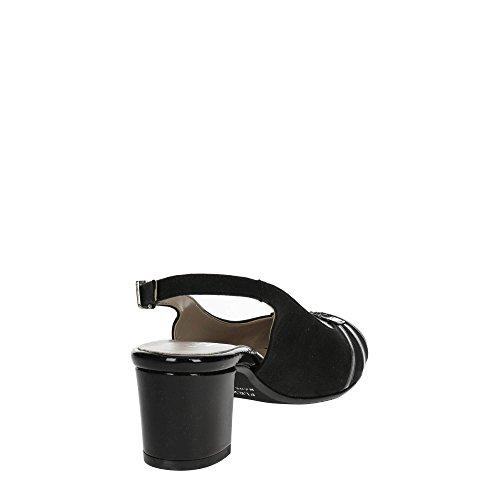 Cinzia Soft 29637/N Sandale Femme Noir