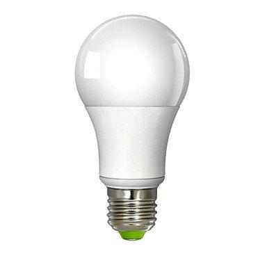 Ampoules Globe Gradable Blanc Chaud/Blanc Froid DUXLITE A E26/E27 15 W 1 COB 1450 LM AC 100-240 V ( Couleur de source : Blanc froid )