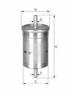 MannHummel-WK7301-Filtro-del-carburante