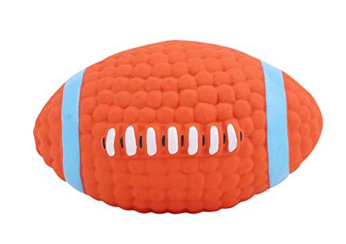 RUIXIB giocattolo da masticare per cane giocattolo palla Cane Giocattoli a couinement per cane palla per pulizia dei denti di cane palla resistente alle morsure gioco interattivo per cane