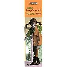 Pippi Langstrumpf, Streifenkalender