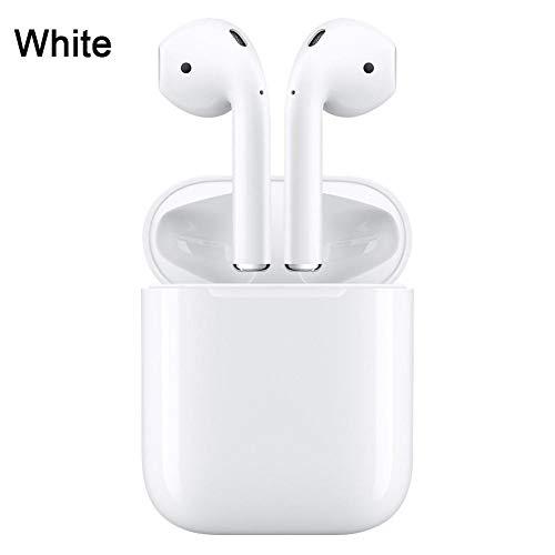 87ced9bbf2a Auriculares i12 TWS Bluetooth Auriculares inalámbricos con cancelación de  ruido Micrófono incorporado para auriculares, Bluetooth