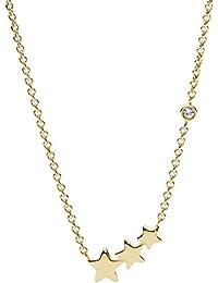 Fossil Femme Acier Bracelet en chaîne - JF03161710