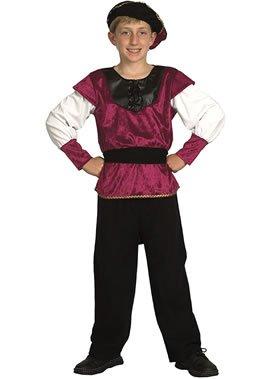 Costumes Prince-enfants - Déguisement Enfant Costume Prince Garçon 6 -