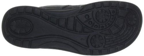 Ganter AKTIV Fabia, Weite F 5-202317-01000, Sandali donna Nero (Schwarz (schwarz 0100))