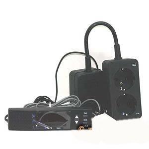 Lucky Reptile  Humidity Control II  Digitaler Hygrostat mit zwei Schaltkreise und externer Zeitschaltuhr -