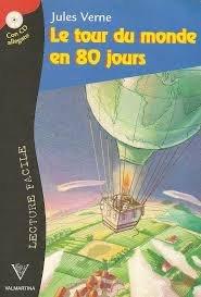 Le tour du monde en 80 jours. Con CD Audio