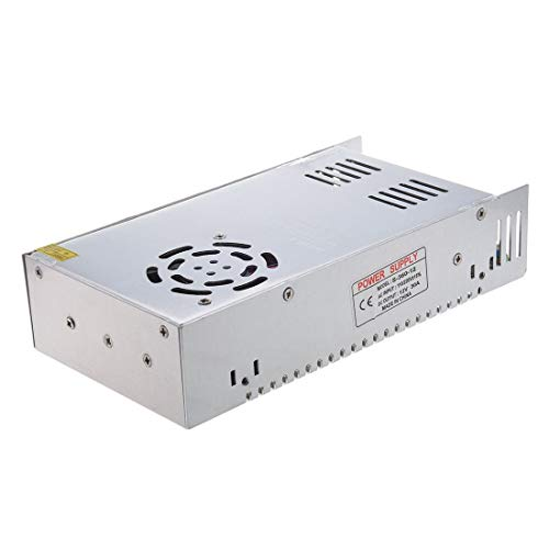 Alimentatore stabilizzato 30a switching 12v 30 a 12 v ampere 360w strisce led
