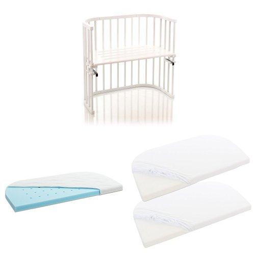 babybay beistellbett komplett mit matratze