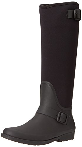 French Connection Cat Donna US 8.5 Nero Stivale